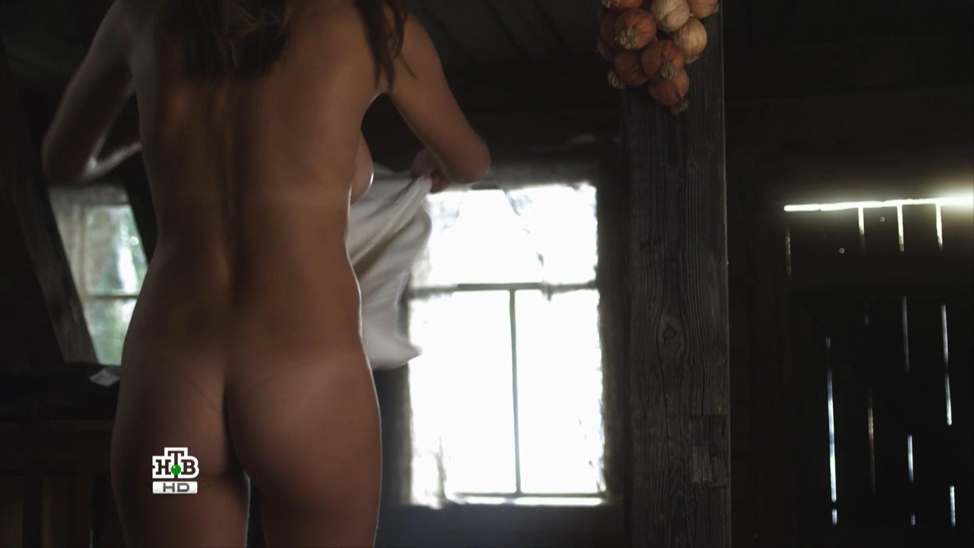 Agne Ditkovskyte nude - Delo Chesti s01e02 (2013)