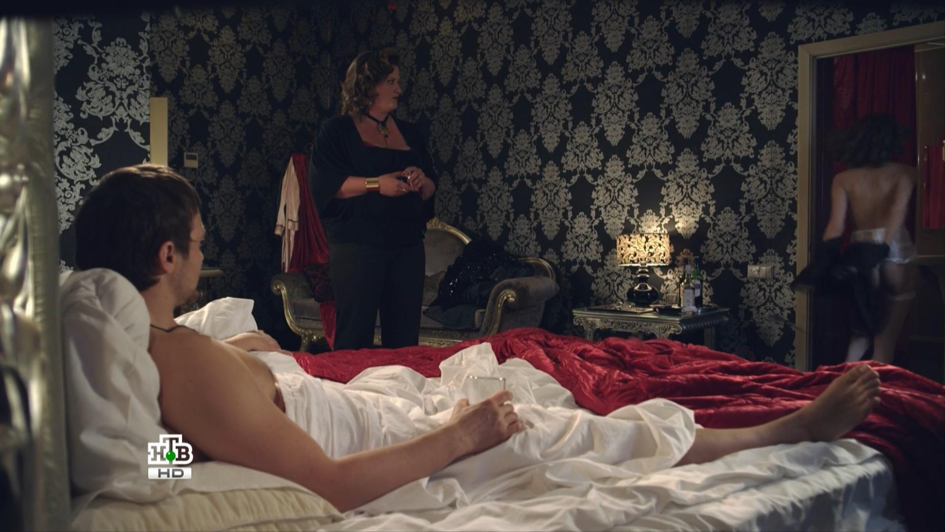 Yuliya Latyisheva nude - Delo Chesti s01e02 (2013)