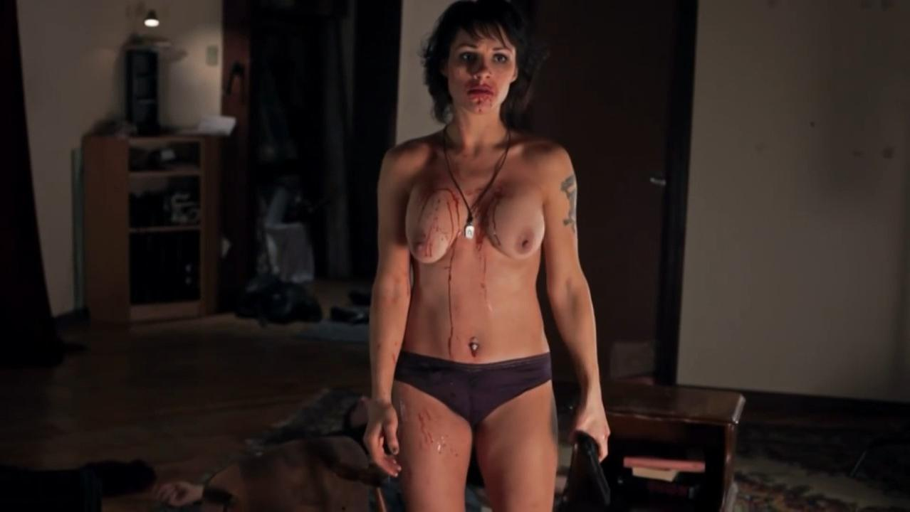 Elitsa Bako nude - Clutch s01e02 (2013)