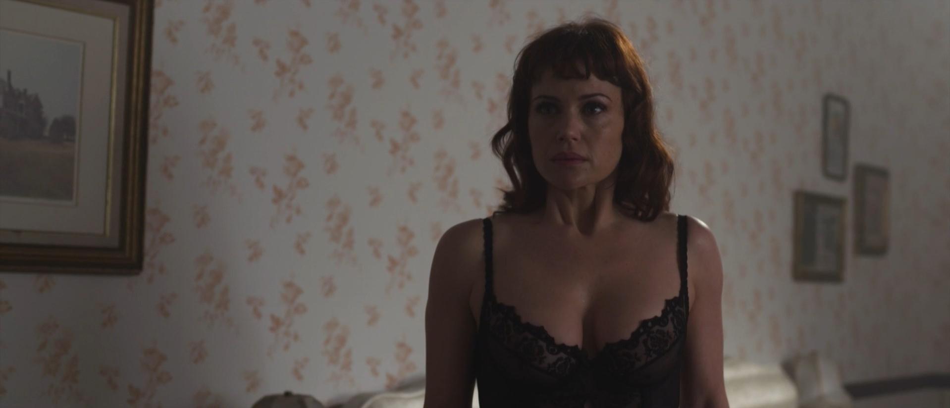 Carla Gugino sexy - Tell-Tale (2010)