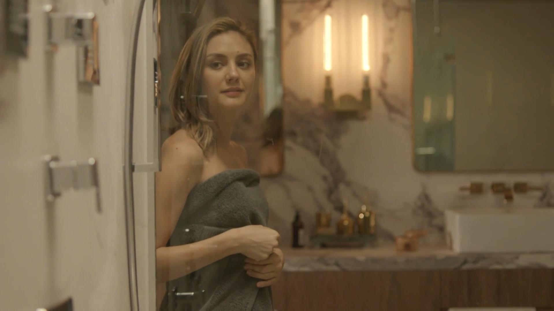 Christine Evangelista nude - The Arrangement s01e02 (2017)