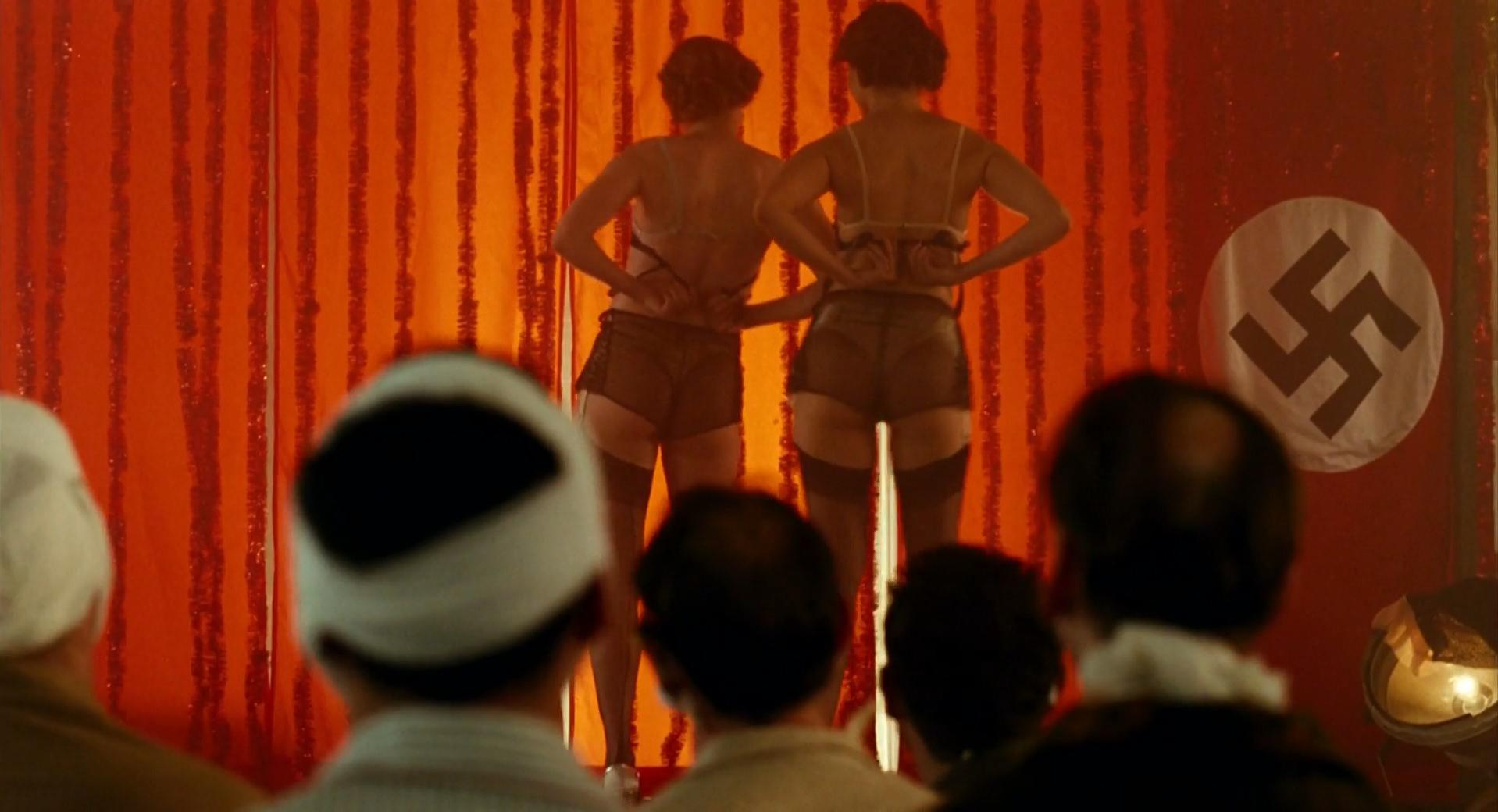 Julie Depardieu nude, Marie Gillain nude - Les femmes de l'ombre (2008)