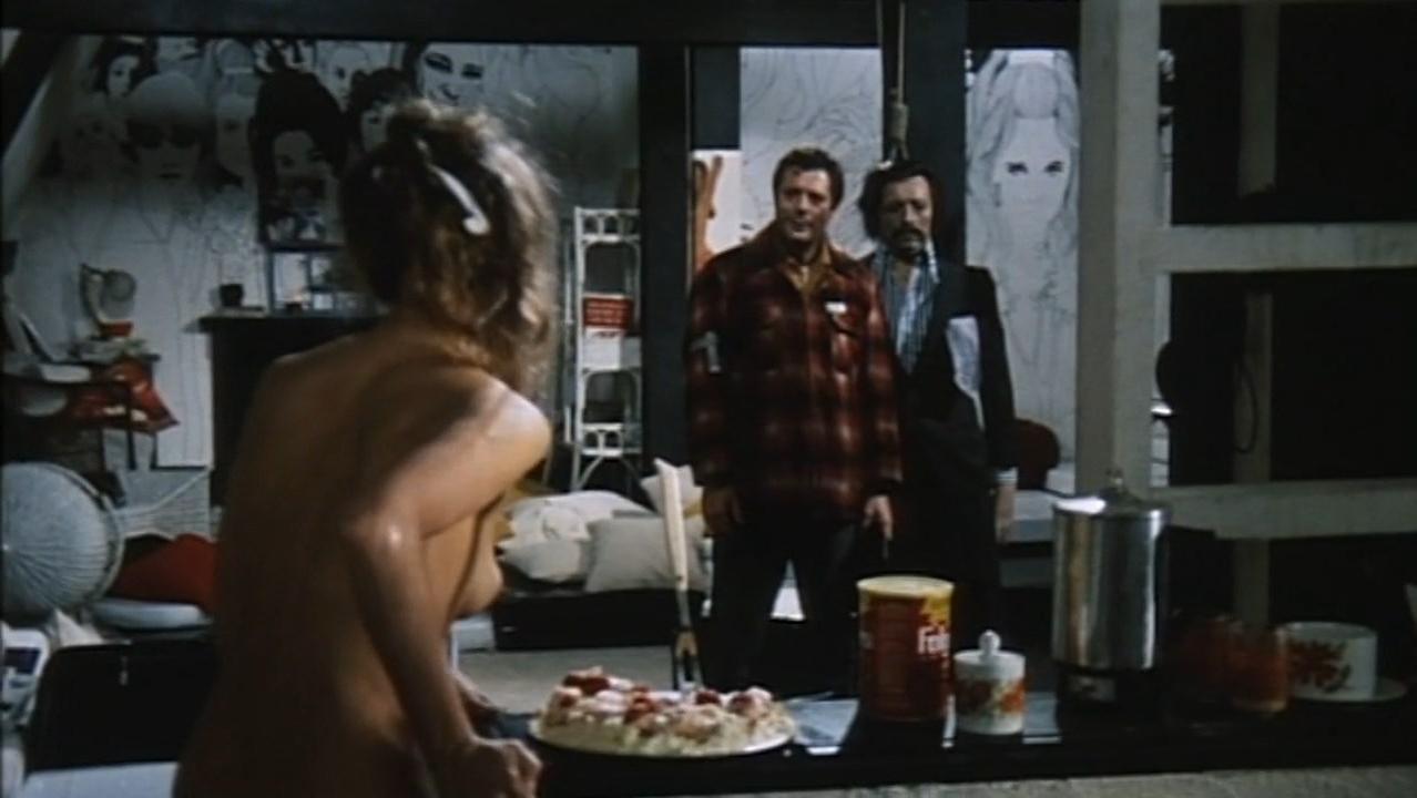 Lauren Hutton nude - Permette Rocco Papaleo (1971)