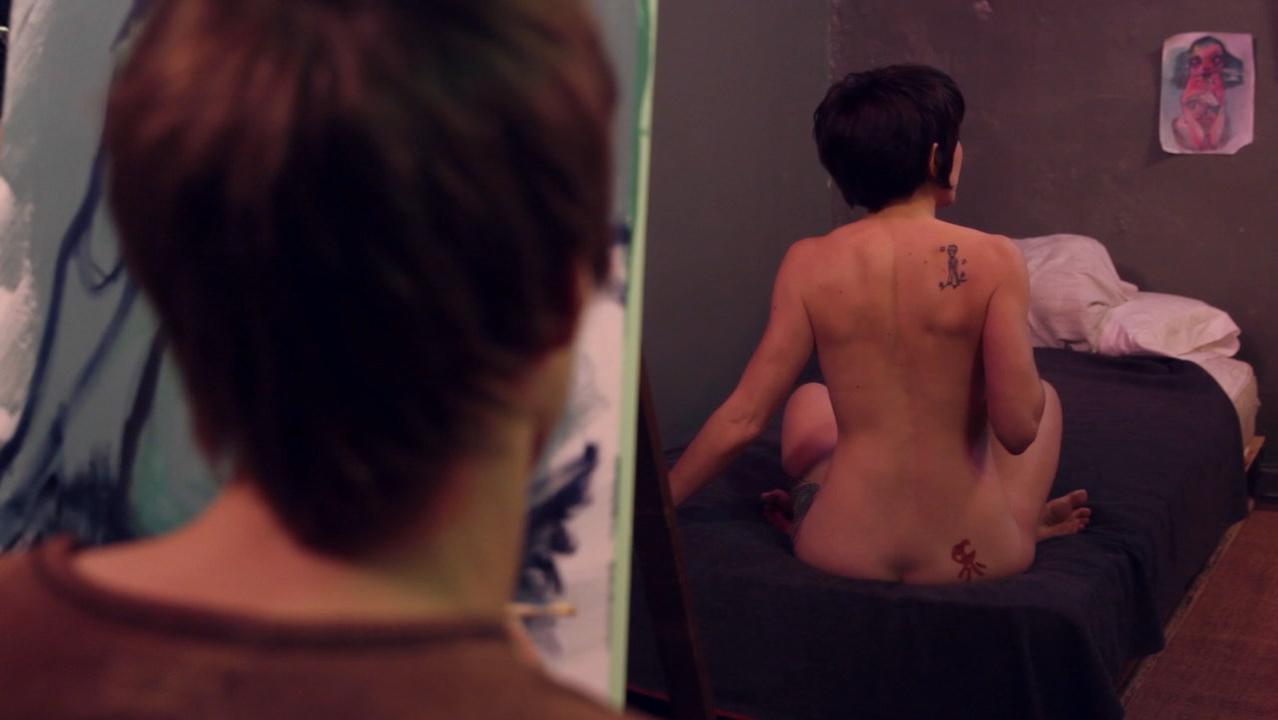 Melissa O'Brien nude - Call Girl of Cthulhu (2014)