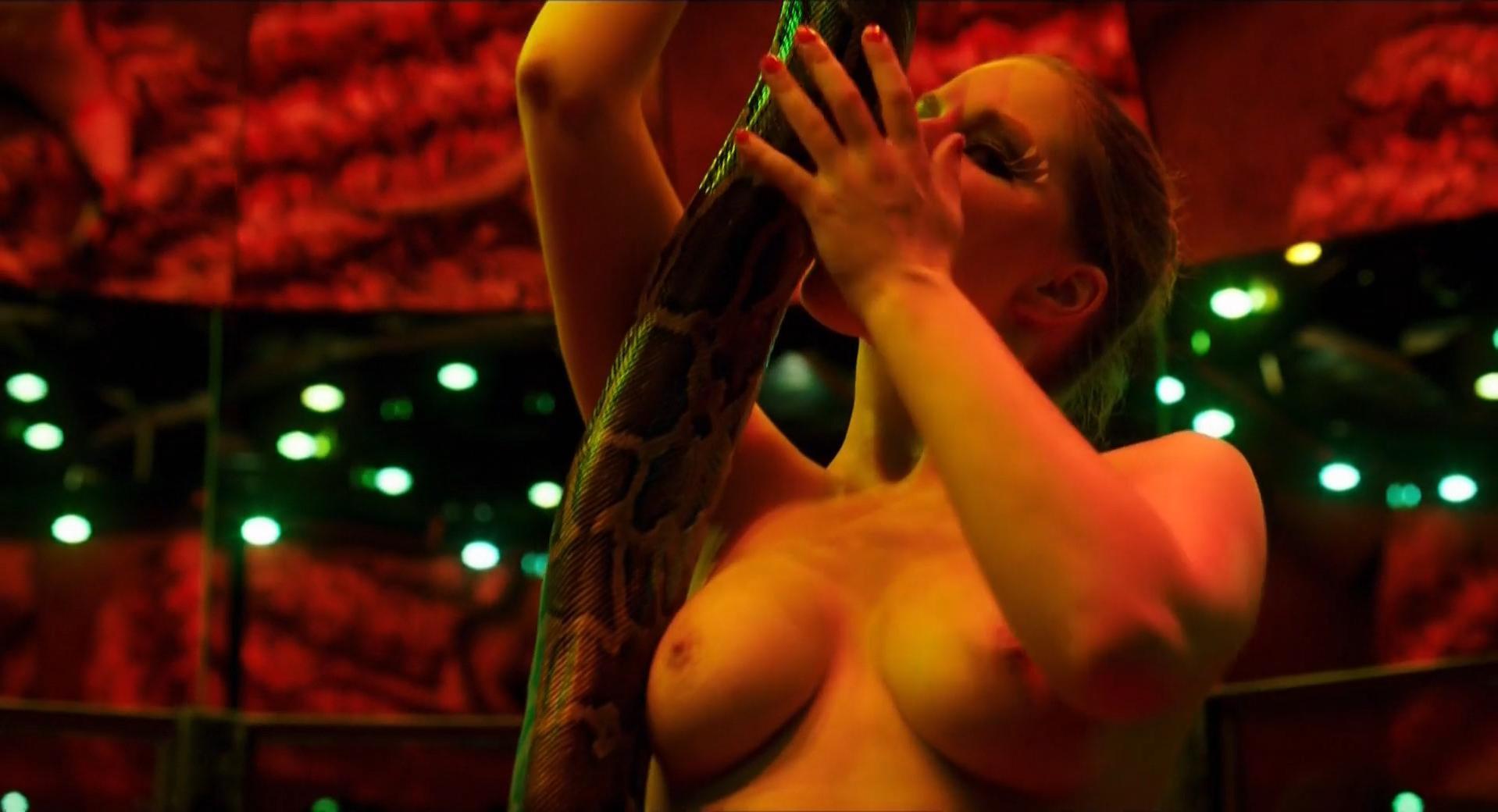 Nude Video Celebs Anna Maria Hirsch Nude Tod Den Hippies Es
