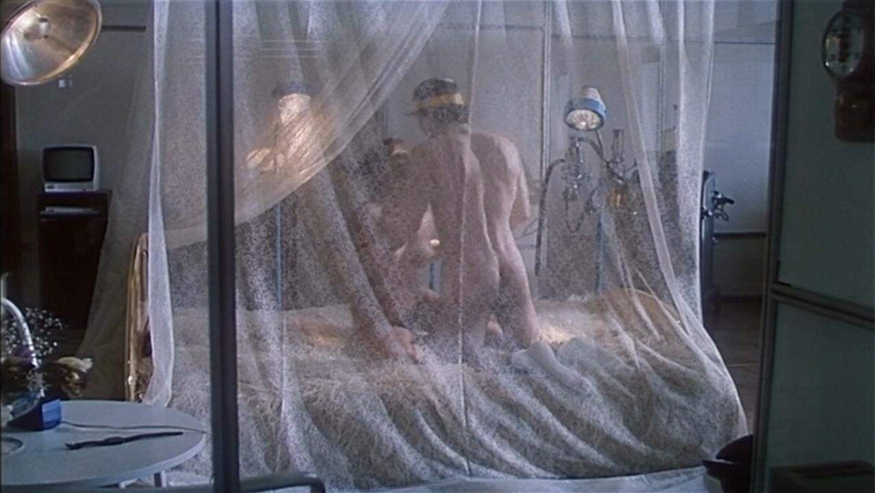 Ewa Salacka nude - Sztuka kochania (1989)