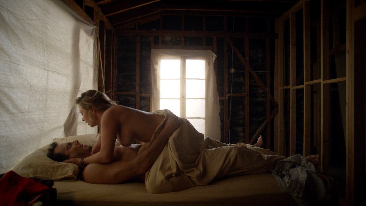 Madison McKinley nude - Flaked s02e05 (2017)