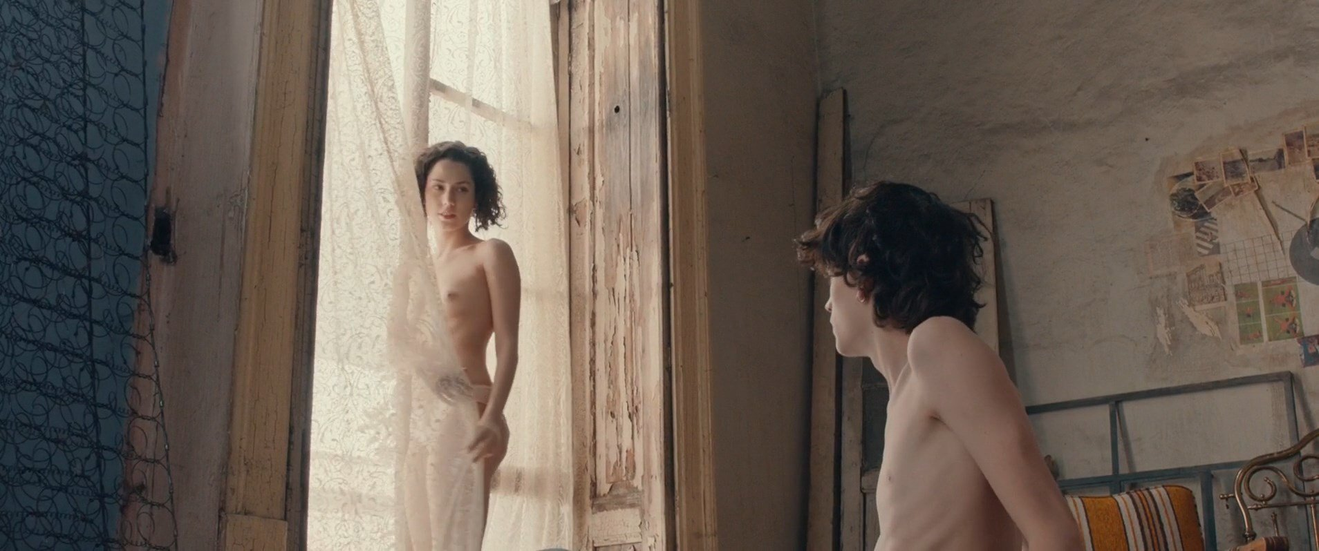 Ximena Romo nude, Erendira Ibarra nude - La vida inmoral de la pareja ideal (2016)