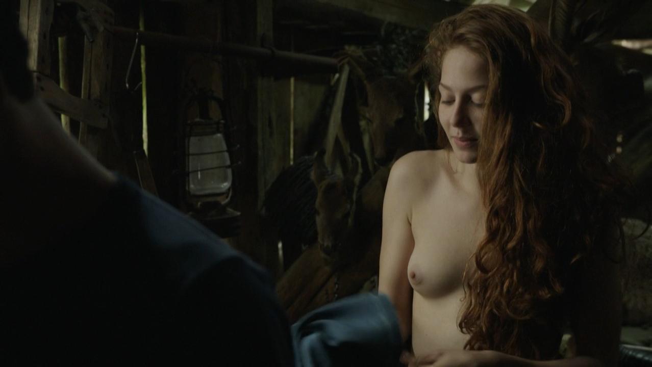 Jenna Thiam nude - Les Revenants s01e03-07 (2012)