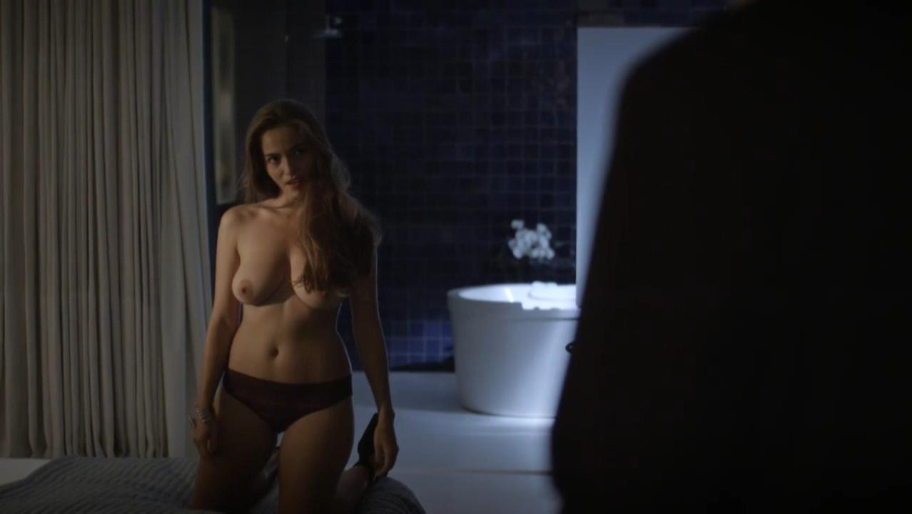 Alba Jose nude - Se Quien Eres s01e03 (2017)