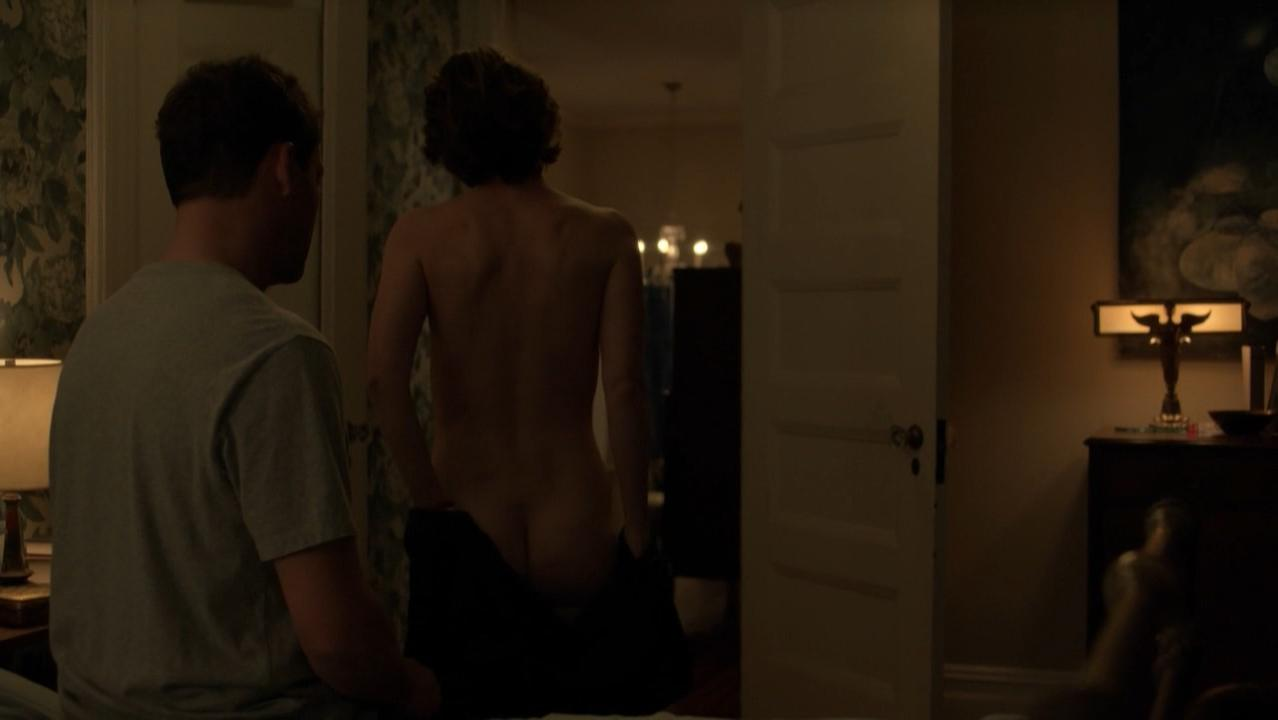 Irene Jacob nude - The Affair s03e06 (2016)