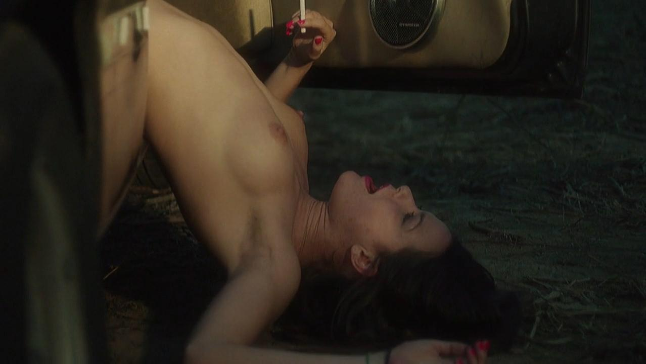 Anouk Feral nude - Winter In The Sun (2014)