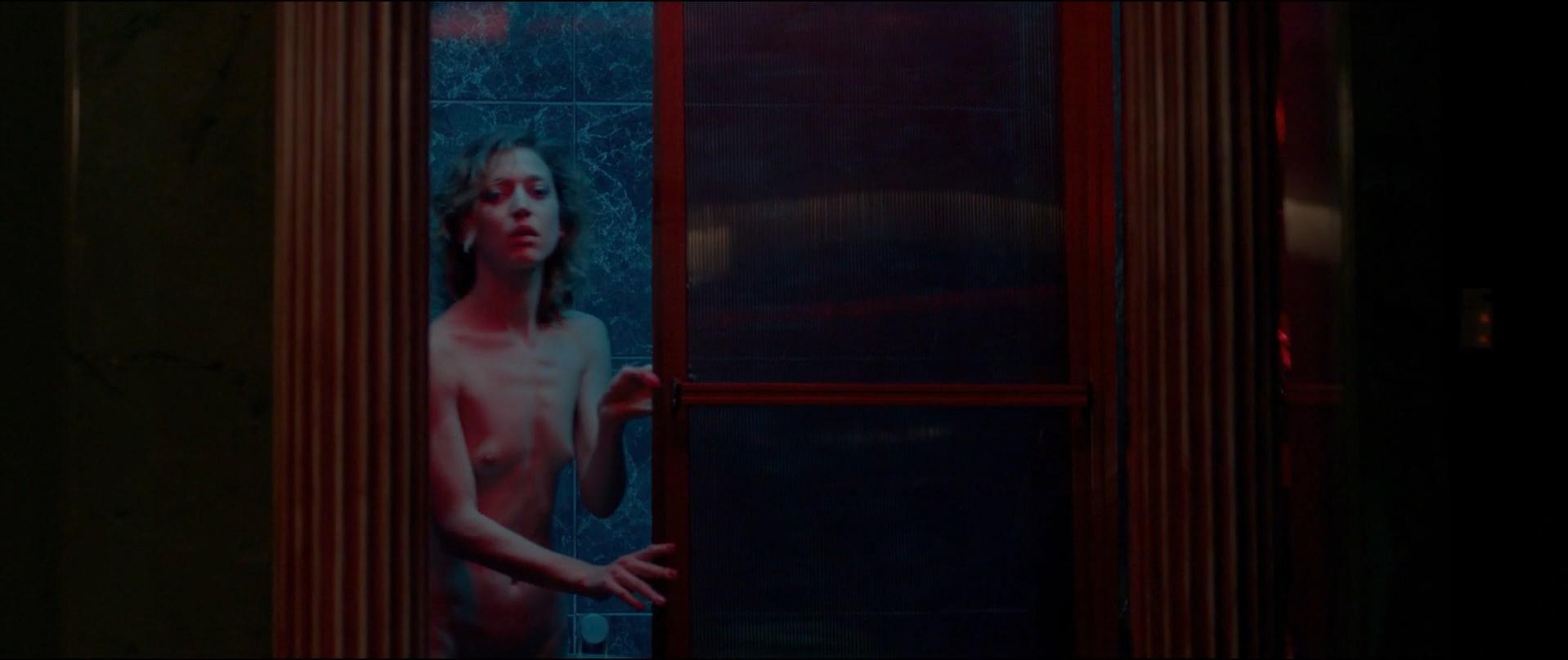 Cecilia Cartasegna nude - Terror 5 (2016)
