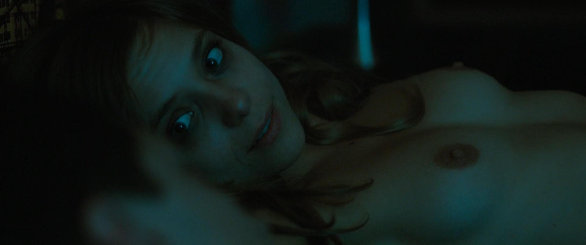 Lizzie Brochere nude - Full Contact (2015)