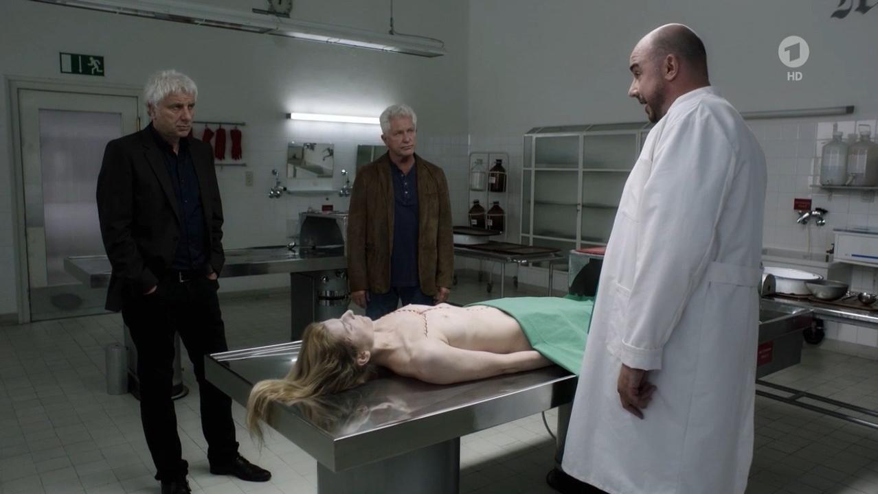 Jasmin Georgi nude - Tatort e1022 (2017)