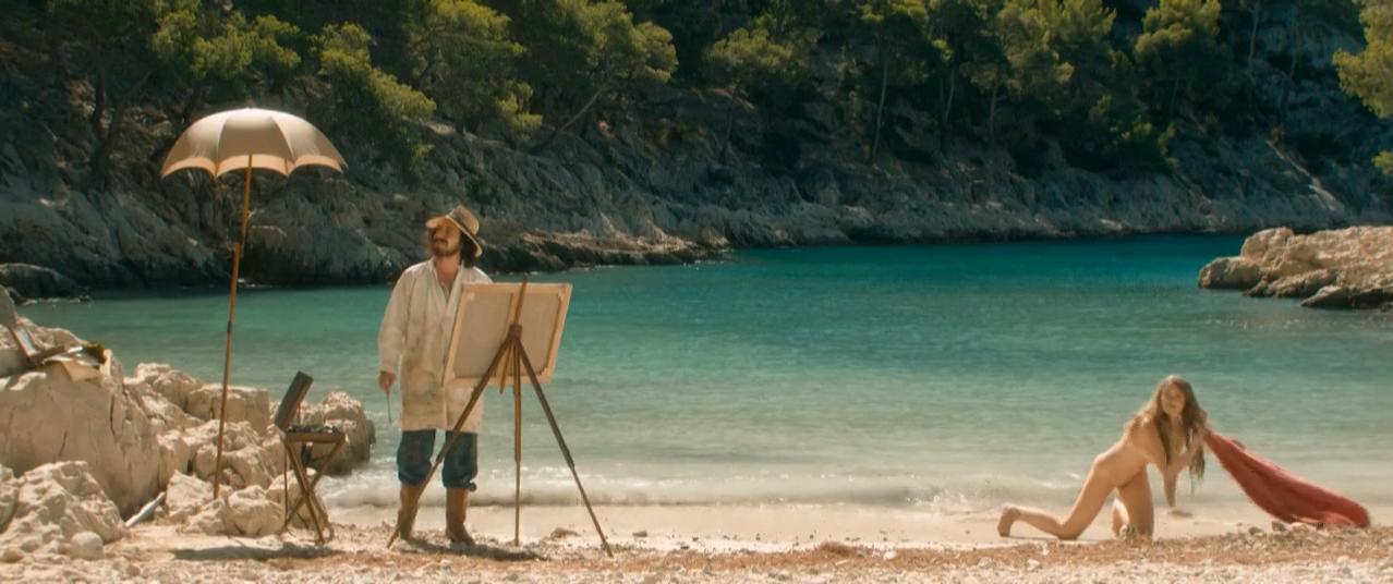 Deborah Francois nude - Cezanne et moi (2016)