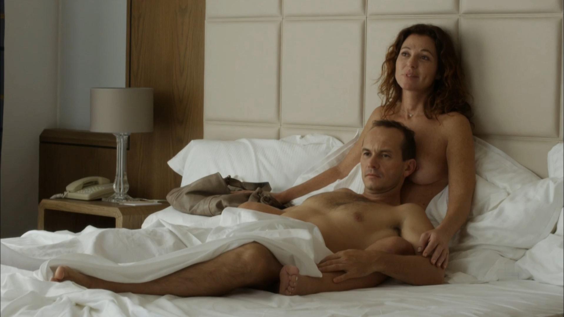 Valerie Decobert-Koretzky nude - Les Dames s01e07 (2014)