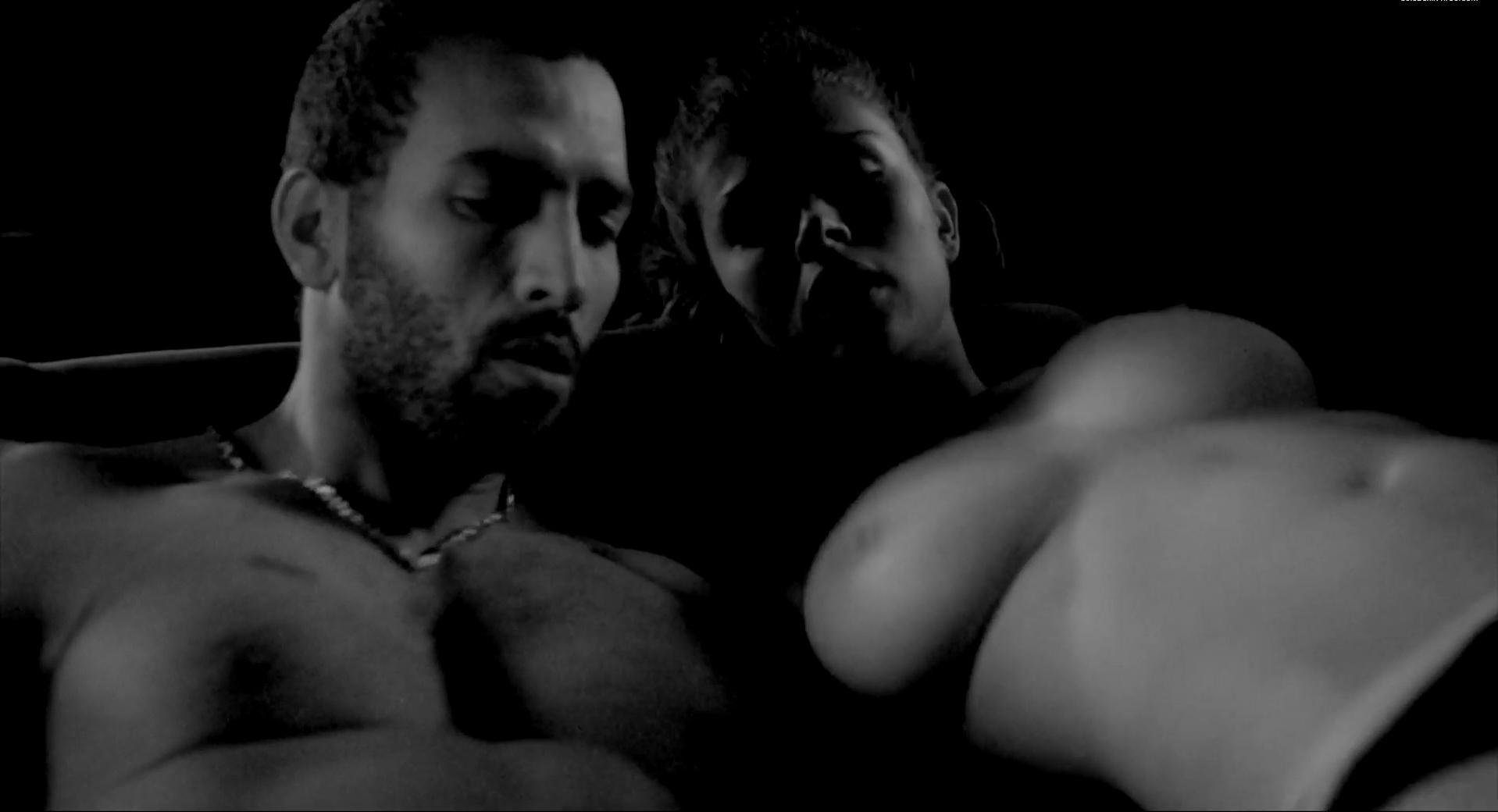 Bo Maerten nude - Wolf (2013)