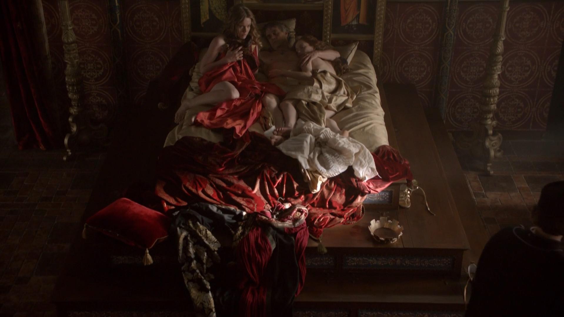 Jemima Westg nude - The Borgias s02e01-02 (2012)