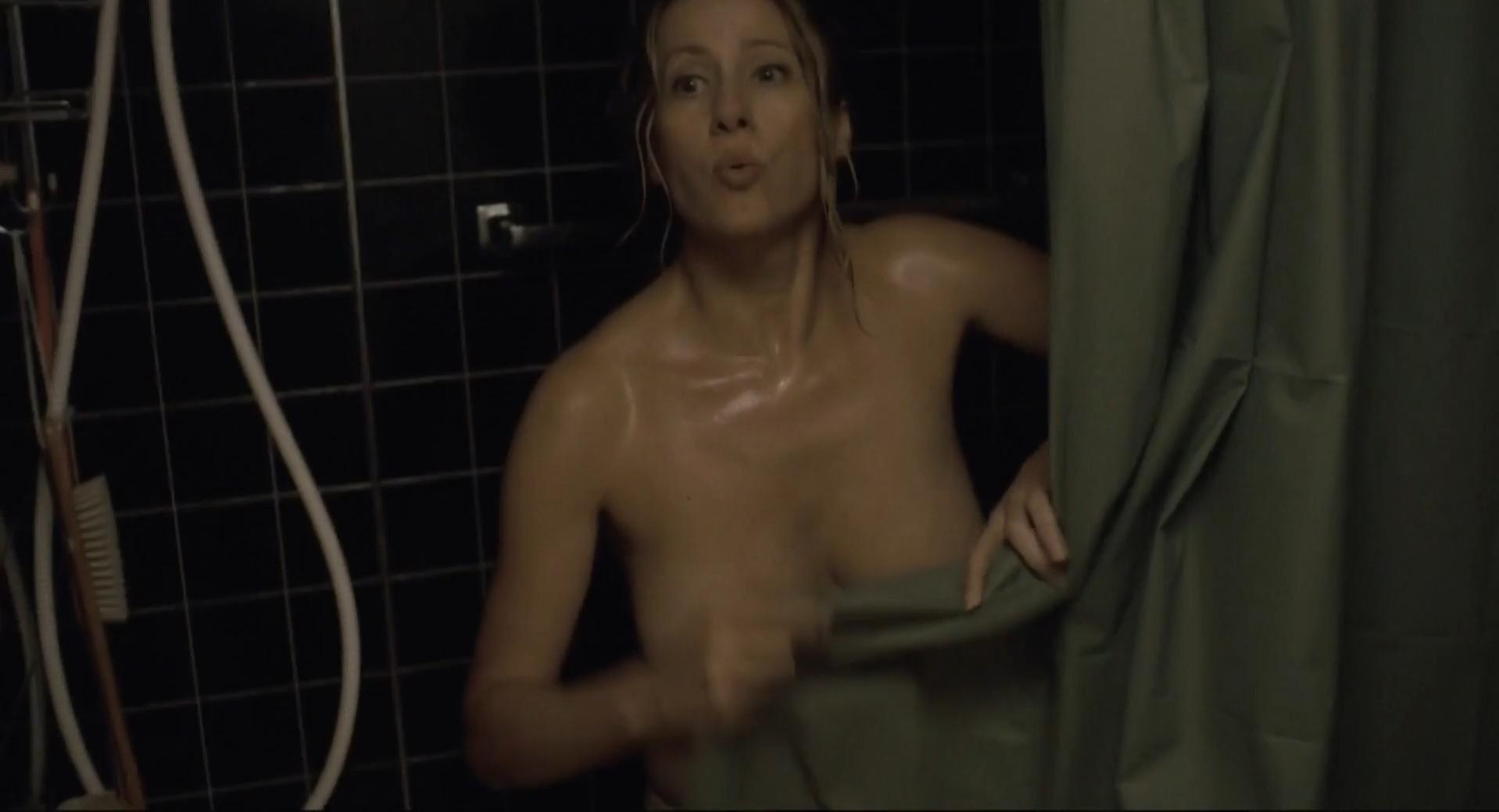 Paula Morgan nude - Closet Monster (2015)