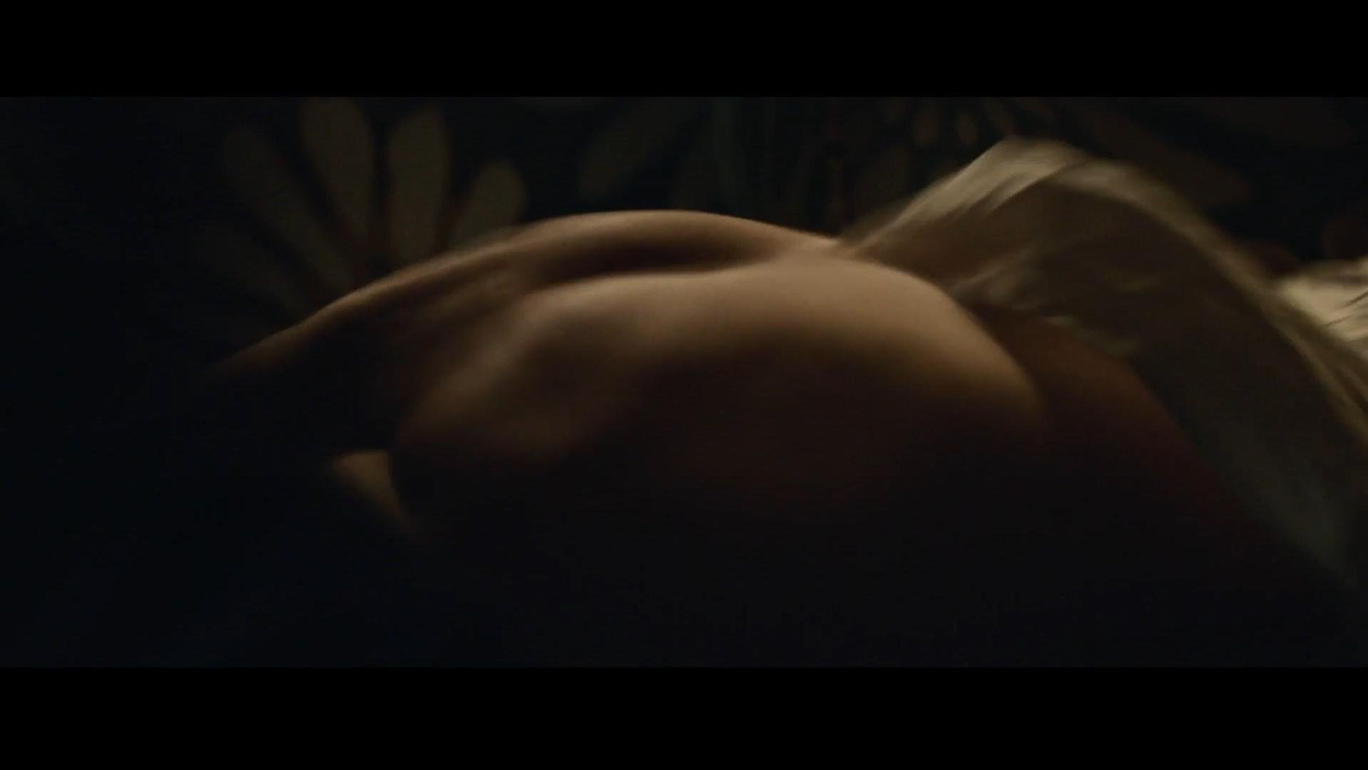 Emily Browning nude - American Gods s01e02-04 (2017)