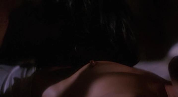 Anna Maria Monticelli nude, Lesley-Anne Down nude - Nomads (1986)