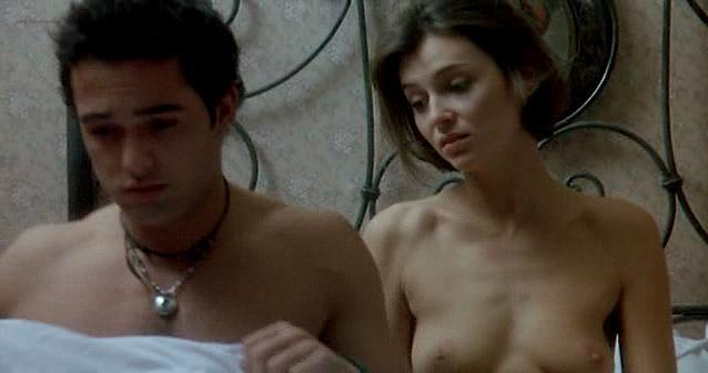 Barbara De Rossi nude, Veronica Logan nude, Clelia Rondinella nude, Monica Scattini nude - Maniaci sentimentali (1994)
