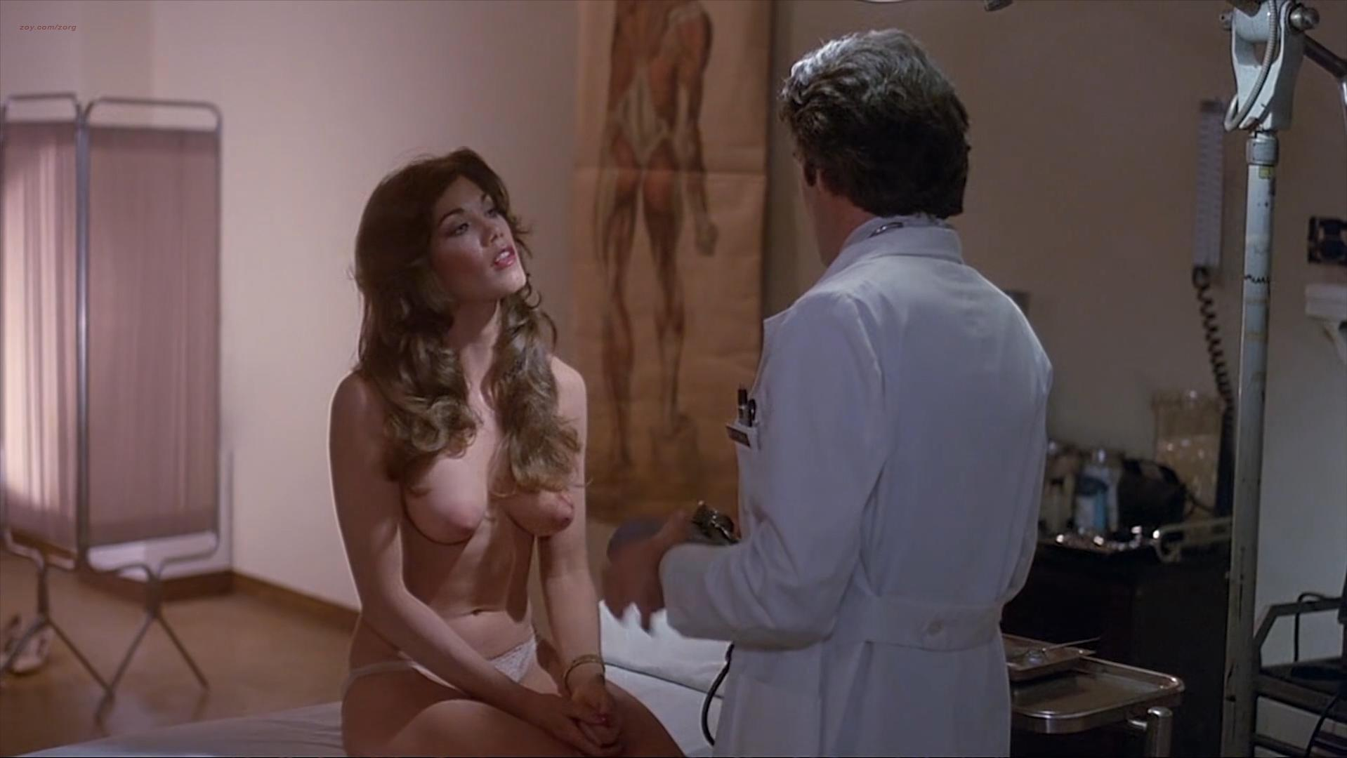 Barbi Benton nude - Hospital Massacre (1981)