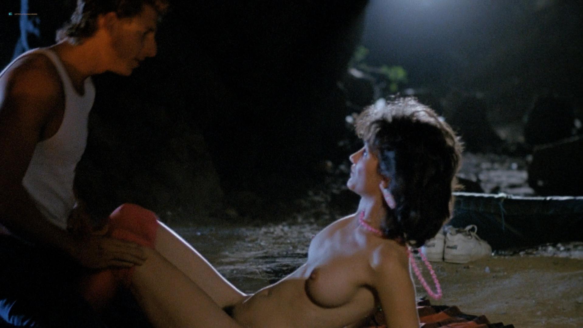 Cynthia Baker nude, Tanya Papanicolas nude - Blood Diner (1987)