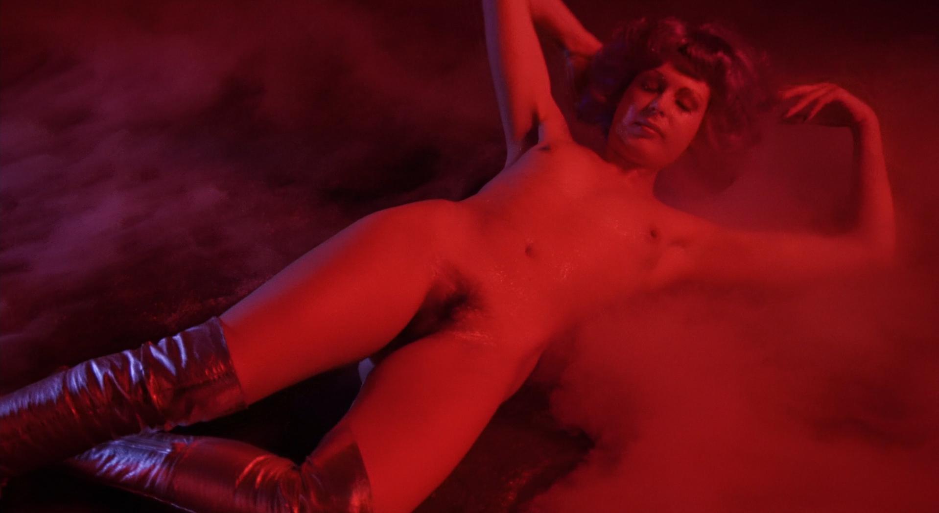 Dagmar Burger nude, Martine Flety nude - Blue Rita (1977)