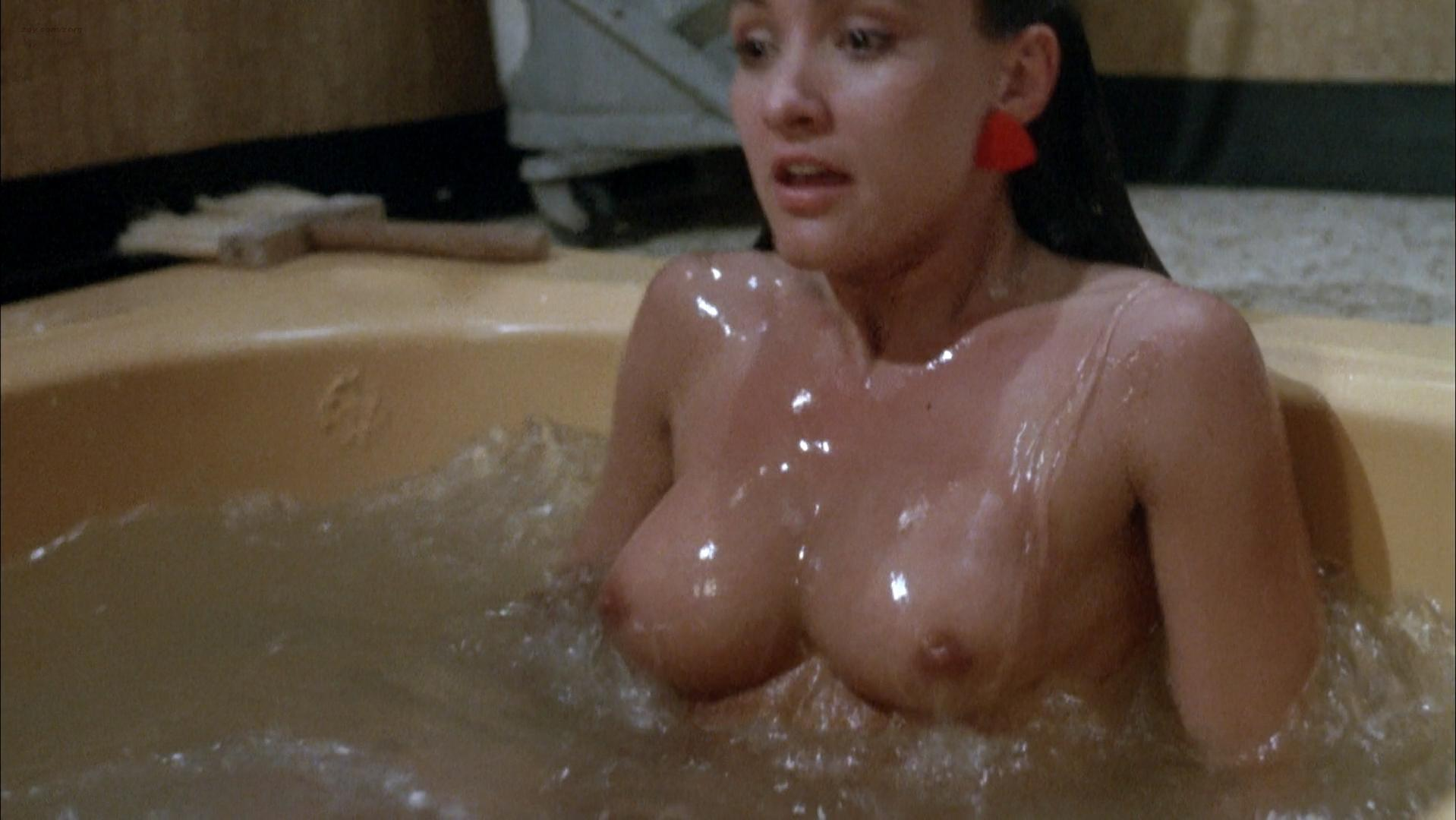 Damon Merrill nude, Michelle Watkins nude, Tracye Walker nude - The Outing (1987)