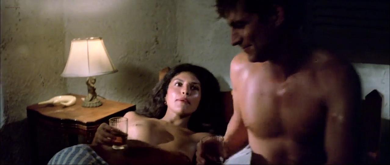 Dominique Sanda nude, Ana De Sade nude - Cabo Blanco (1980)