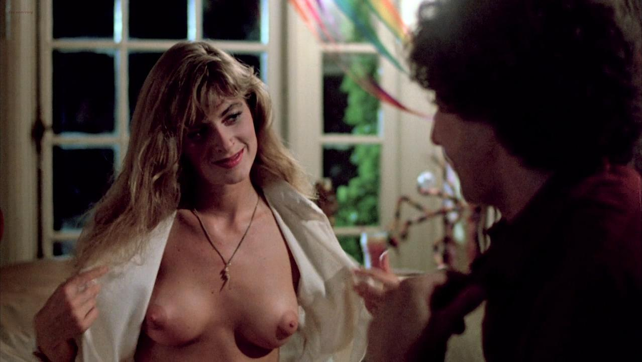 Eileen Davidson nude, Jodi Draigie nude - The House on Sorority Row (1983)