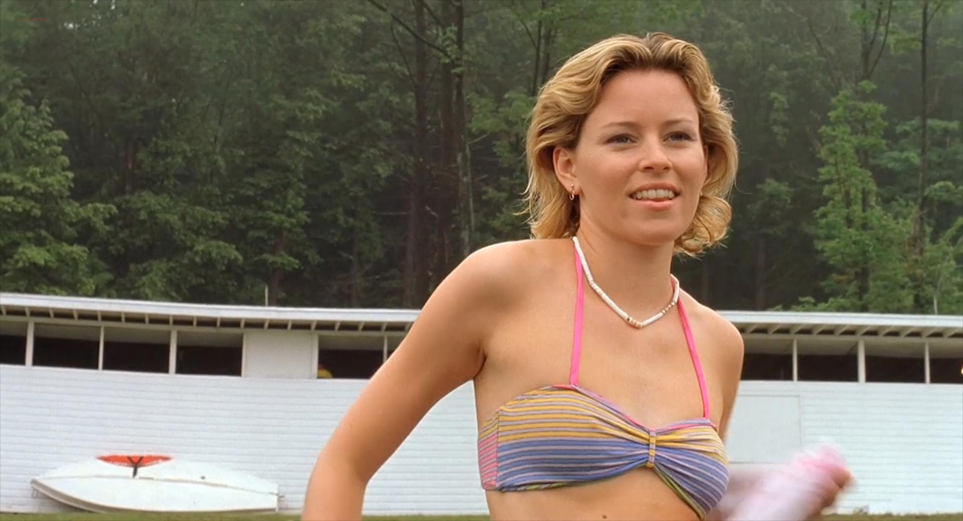 Elizabeth Banks sexy, Marisa Ryan sexy - Wet Hot American Summer (2001)