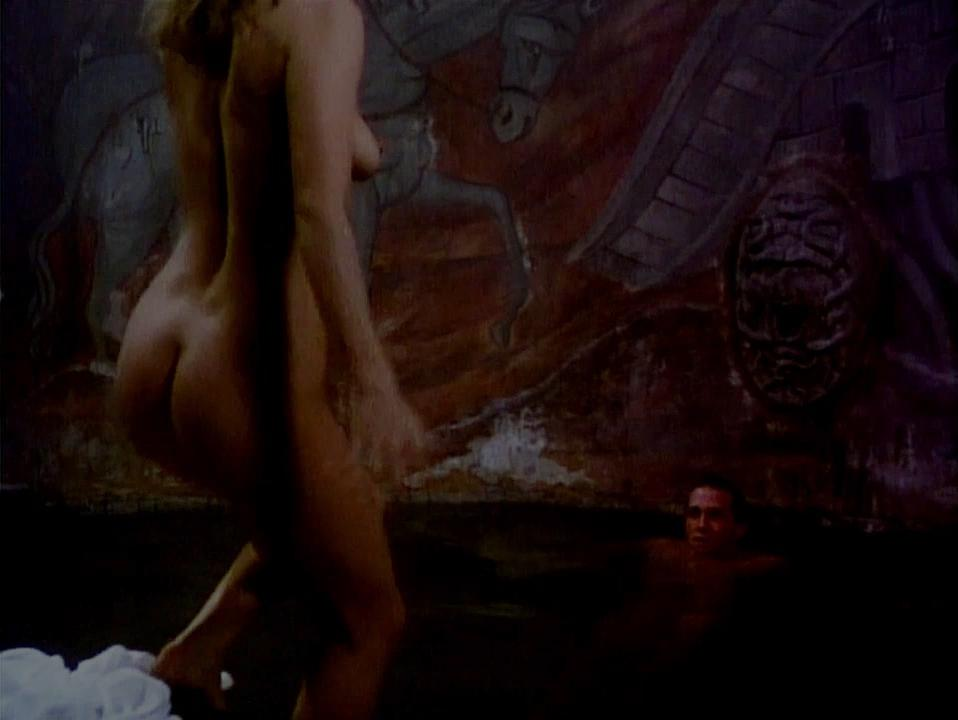 Elizabeth She nude, Mary Stavin nude - Howling 5: The Rebirth (1989)