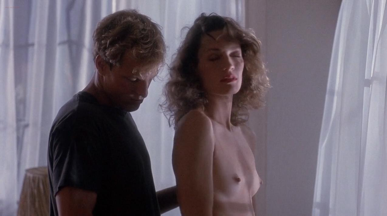 Ely Pouget nude, Judie Aronson nude - Cool Blue (1990)