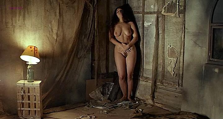 Emmanuelle Escourrou nude - Baby Blood (1990)