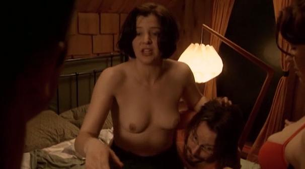 Erin Wells nude - The Cabin Movie (2005)