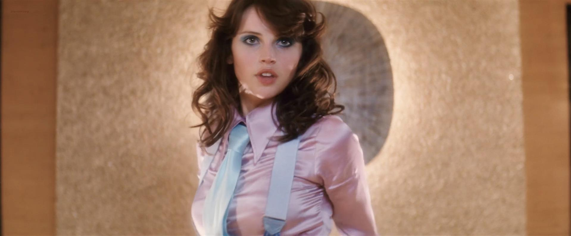 Felicity Jones sexy - Flashbacks of a Fool (2008)