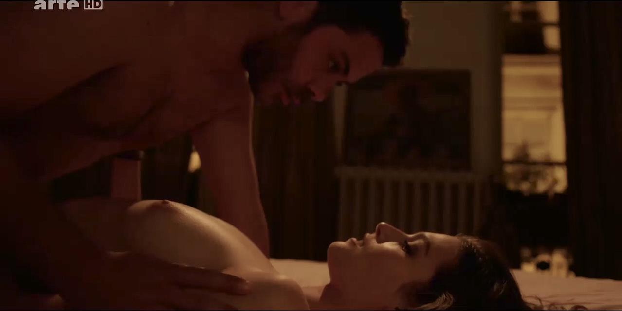 Alma Nue alma jodorowsky nude - damocles (2016)
