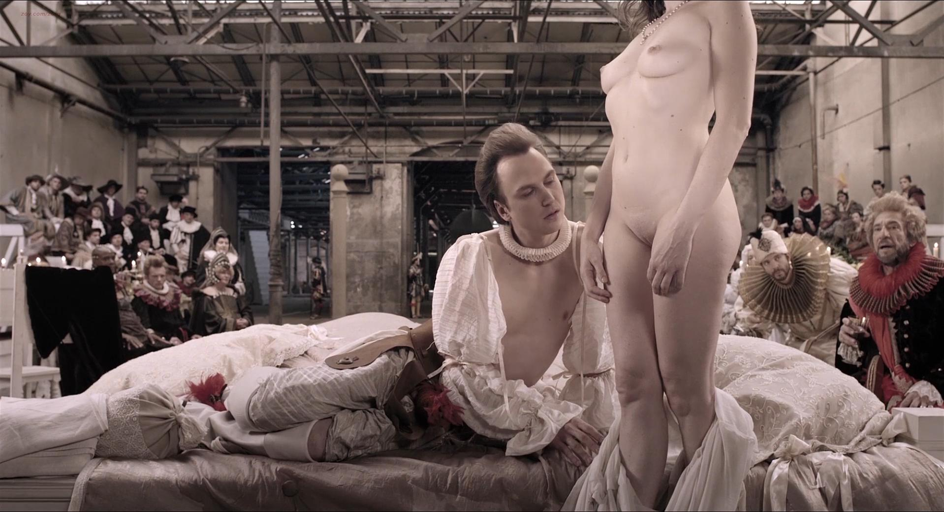 Halina Reijn nude - Goltzius and the Pelican Company (2012)