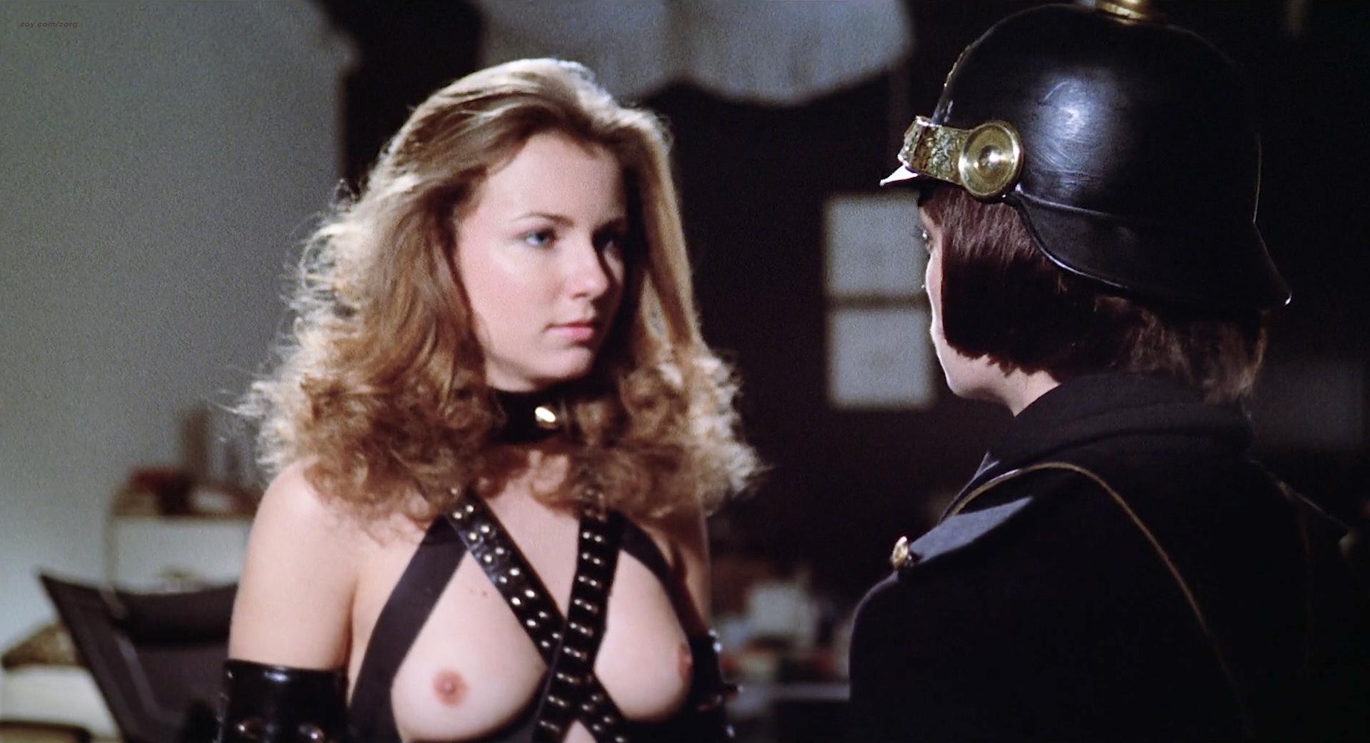 Isabelle De Funes nude, Ely Galleani nude, Carroll Baker nude, Angela Covello nude - Baba Yaga (1973)