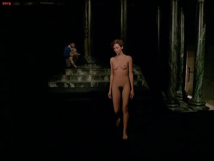 Isabelle Huppert nude, Myriem Roussel nude - Passion (1982)