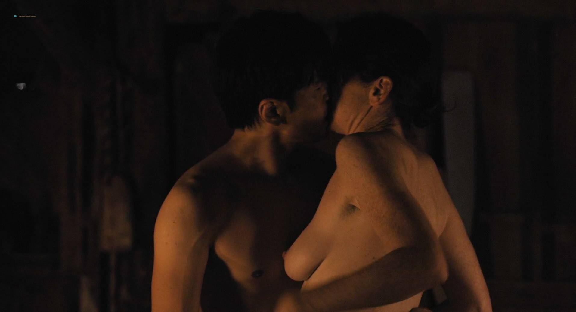 Julianne Nicholson nude - Sophie and The Rising Sun (2016)