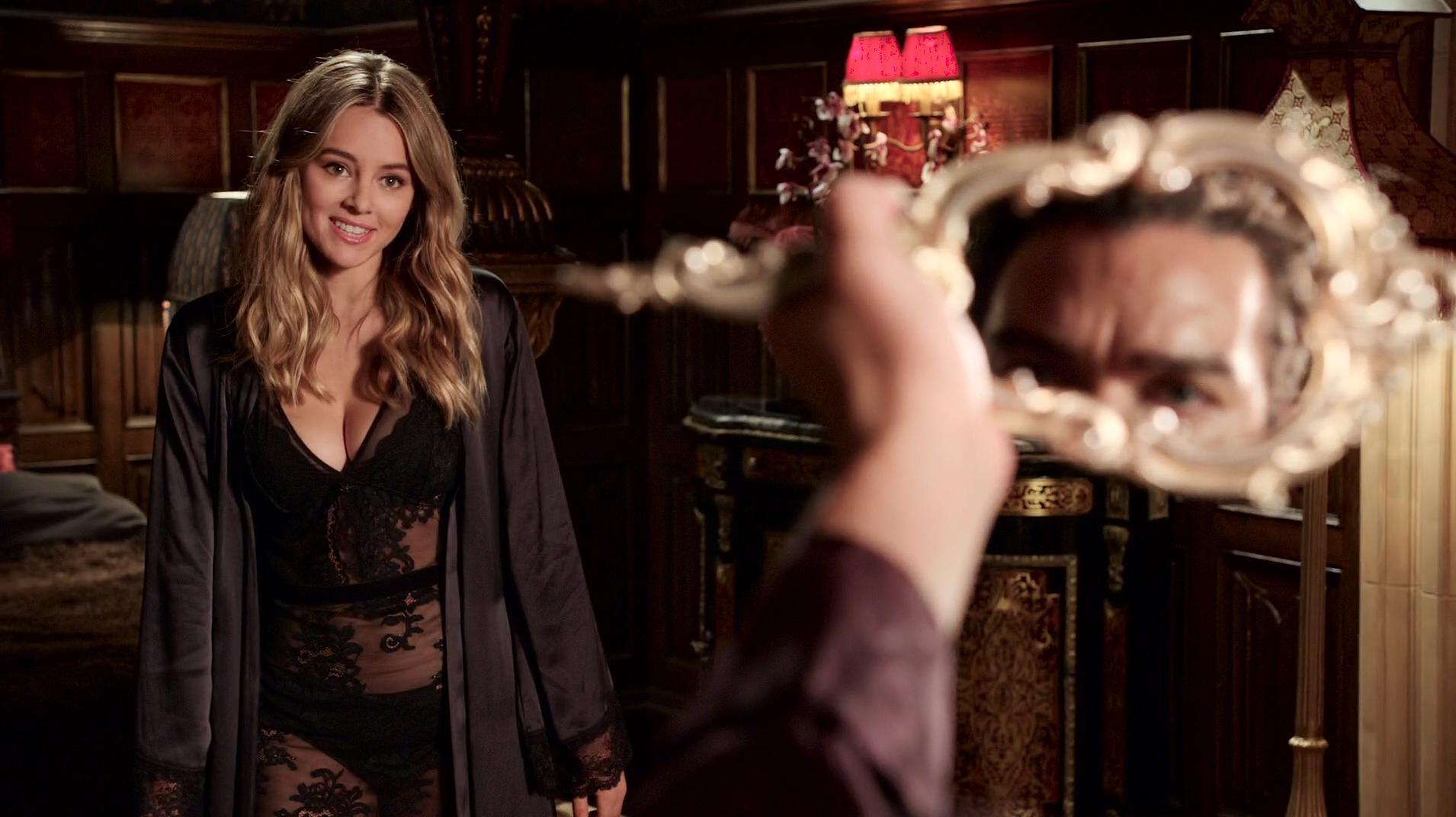 Keeley Hazell sexy, Alexandra Park sexy, Sarah Dumont sexy - The Royals s02e06 (2015)