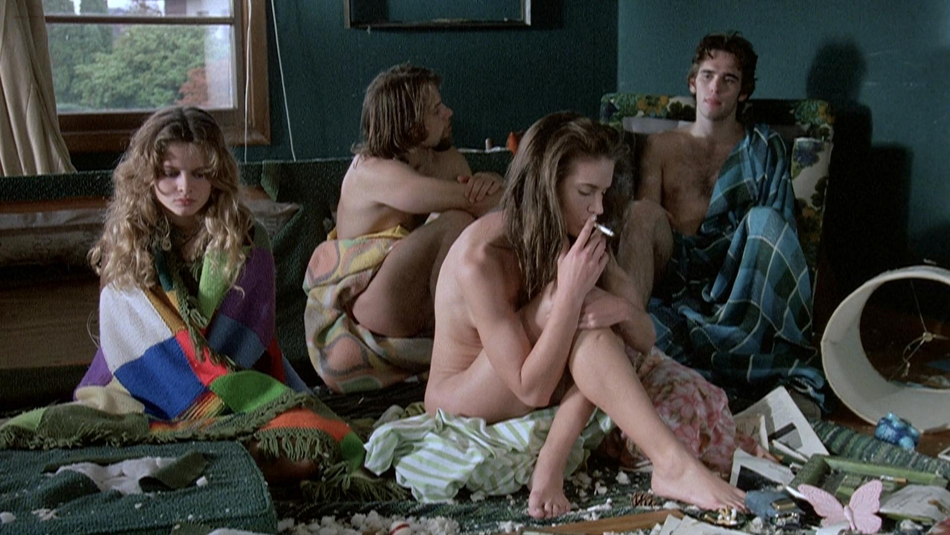 Kelly Lynch nude, Heather Graham sexy - Drugstore Cowboy (1989)