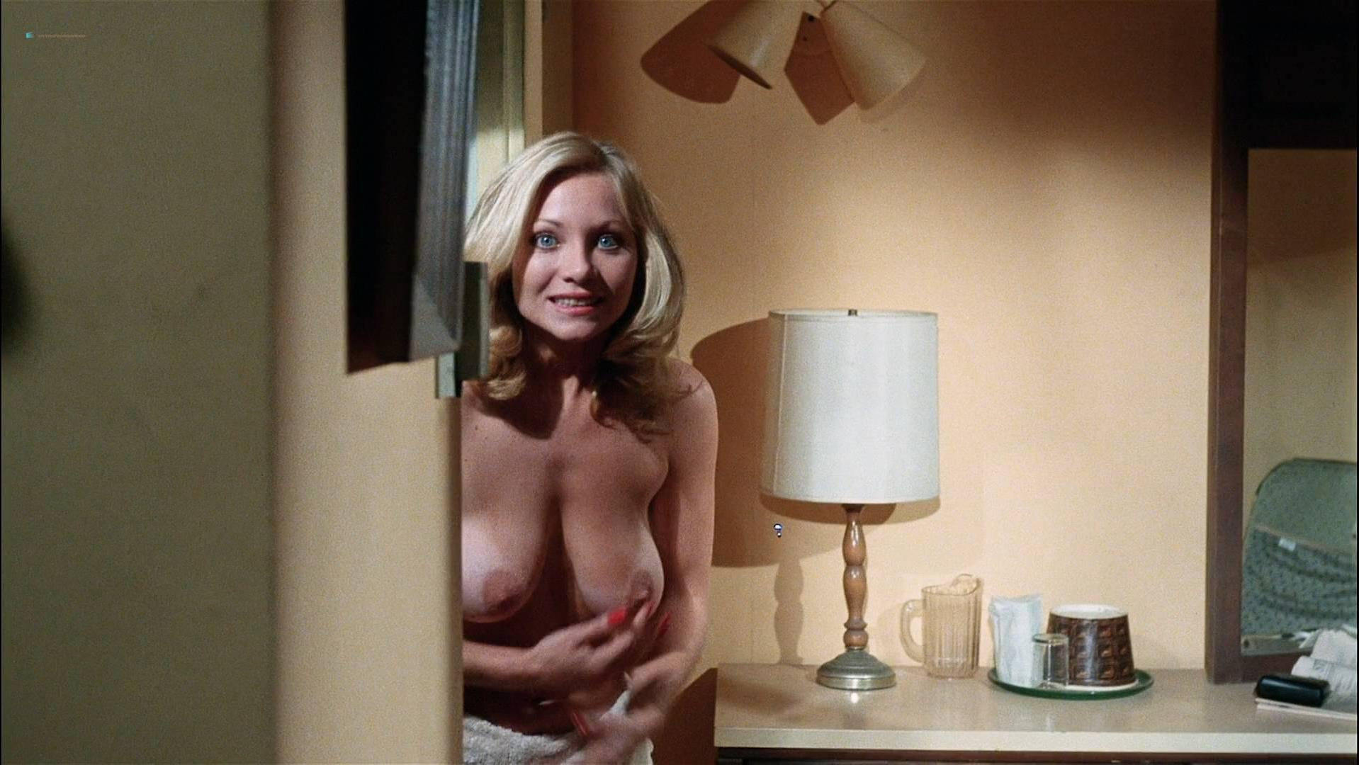 Angela Aames nude, Vicki Frederick nude, Laurene Landon nude - All the Marbles (1981)
