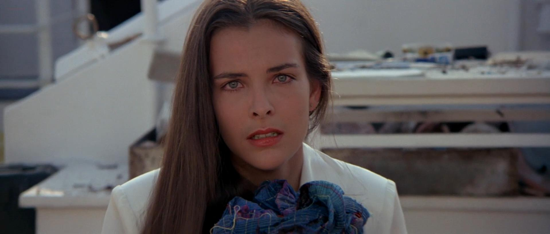 Carole Bouquet sexy, Lynn-Holly Johnson sexy - For Your Eyes Only (1981)
