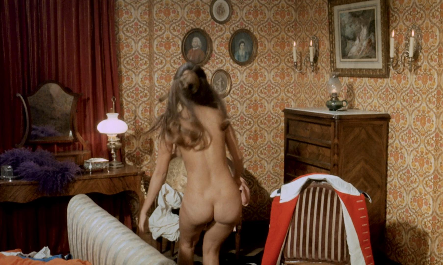 Françoise Pascal nude, Caroline Yates nude, Yutte Stensgaard nude - Burke and Hare (1972)
