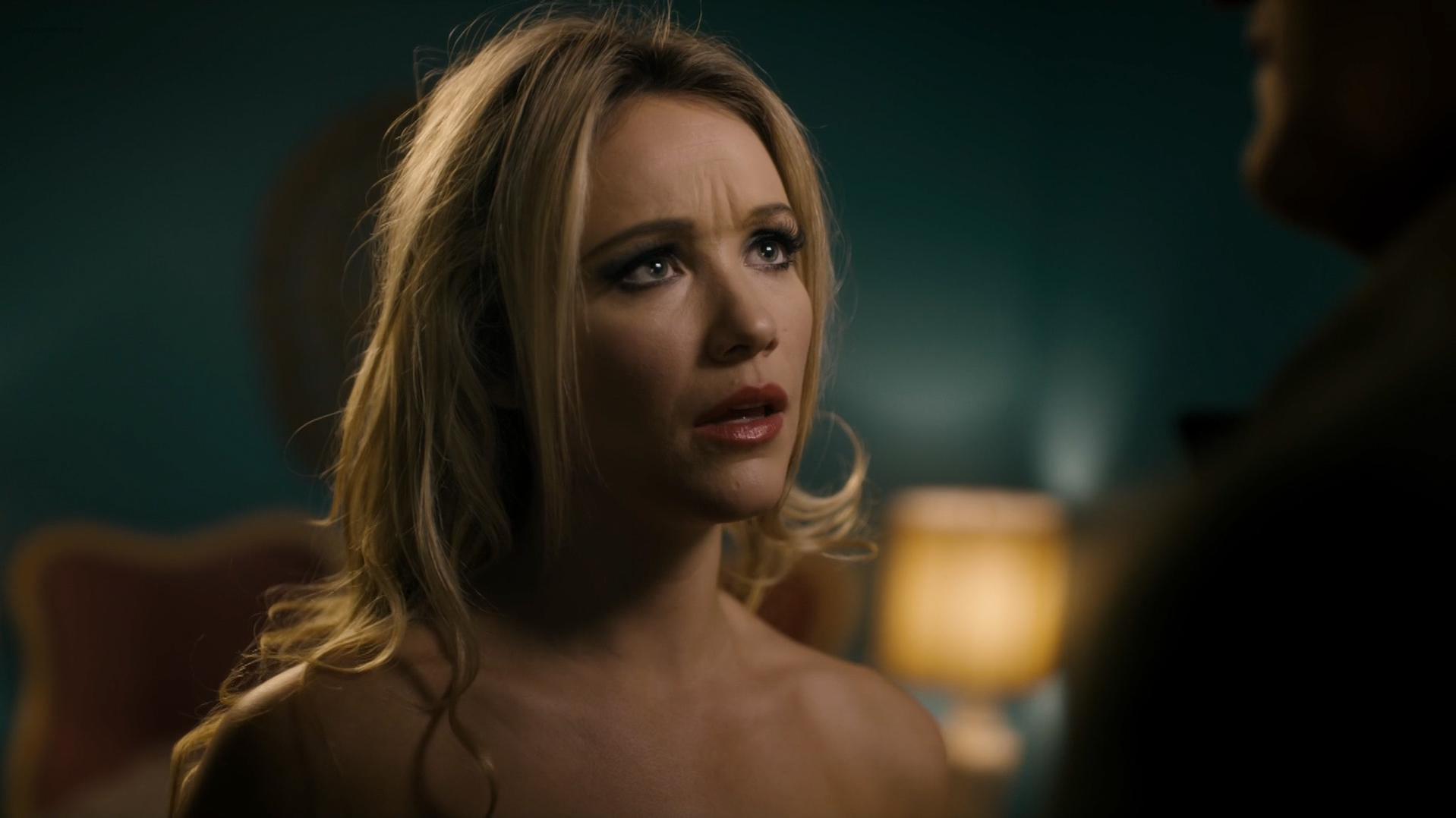 Katrina Bowden sexy - Public Morals s01e01 (2015)